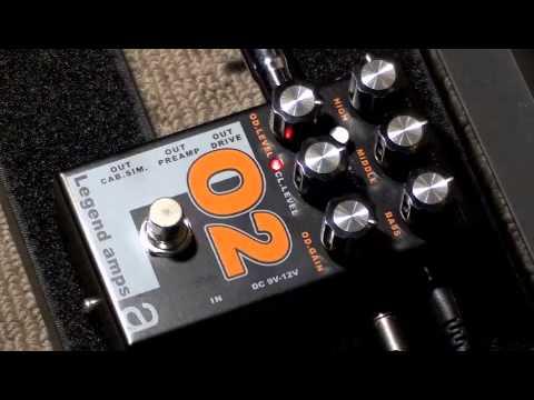 AMT Legend Amps O2 Pre-Amp Output