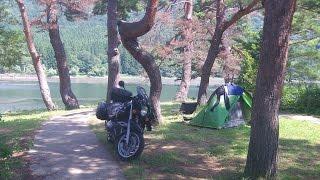 北竜湖ソロキャンプ 2016夏