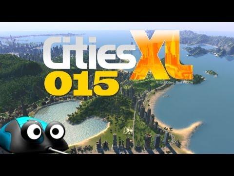 Let's Play Cities XL 2012 Platinum #015 Besser als Sim City? (Deutsch German Gameplay 2013) |