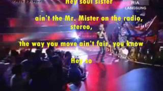 Hey Soul Sister ( Hazama AF9 ) - Konsert AF9 Minggu ke 5