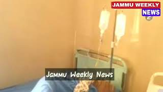 Girl Student Of Central University Kidnapped & Beaten By Youth || Jammu Weekly news ||
