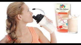 Коктейль для похудения Fito Slim Balance, протеиновый коктейль для похудения!
