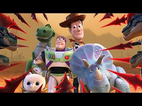 Toy Story 4 - John Lasseter Interview - D23 Expo 2015