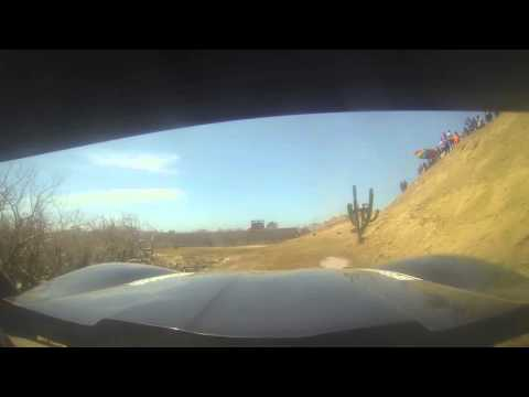 Gap Motorsports Baja Sur 500 2015 in car front 1/7