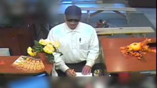 FAUQUIER COUNTY BANK ROBBERY  OCT 2015