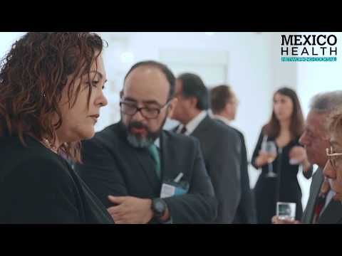 Mexico Health Review Networking Cocktail