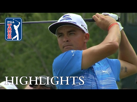 Rickie Fowler extended highlights | Round 3 | THE PLAYERS