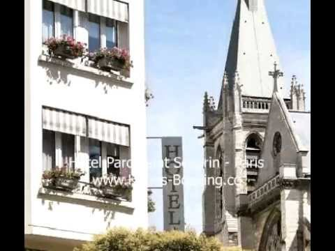 Hotel Parc Saint Severin Booking