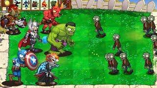 Avengers vs Plants vs Zombies (PvZ 3) thumbnail