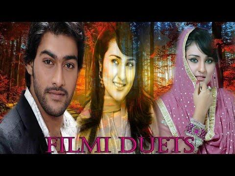 Filmi Duets  HD  Song   Sara Raza  Ali Abbas  VIrsa Heritage Revived