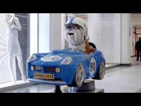Garys Used Cars >> GARY NUMAN. CARS, CHURCHILL ADVERT 2013. - YouTube
