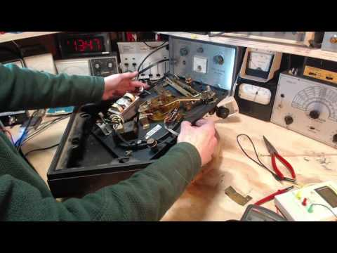 Dual 1214 Turntable Video #2 - Cartridge & Cable