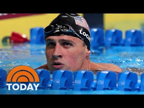 Ryan Lochte: I Had Suicidal Thoughts After Rio Olympics | TODAY