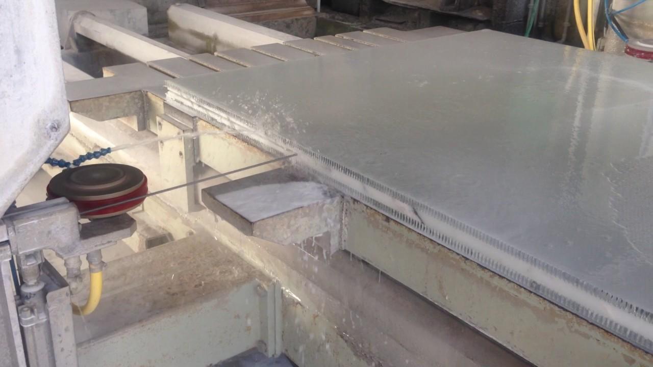 Tagliare Marmo Piano Cucina taglio marmo con pannello honeycomb