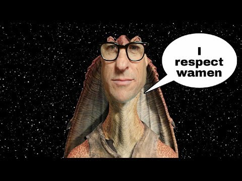 Star Wars - JJ Abrams Respects Women