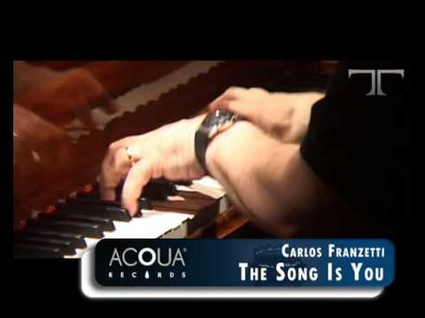 Carlos Franzetti-The Song Is You