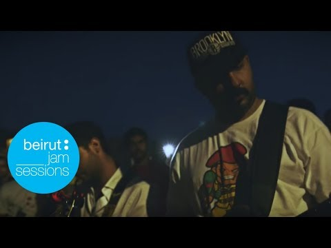 Beirut Jam Sessions | Fareeq El Atrash & Safar - Gaza