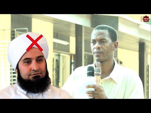 أضحك مع الداعية شهاب عوض / وهو يحاكي الكذاب الصوفي الجفري وسند العمامة المتصل thumbnail