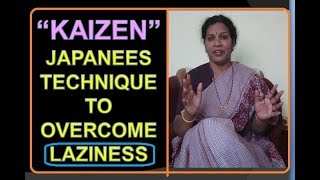learn english with kaizen