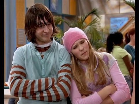 Hannah Montana S02 E01 Me and Rico Down By the School Yard