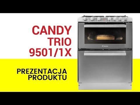 Kuchnia Gazowa Ze Zmywarką Candy Trio 95011x Youtube