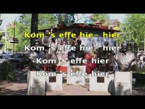 Kom 's Effe Hier (Karaoke) - Thijs Boontjes Dans- en Showorkest