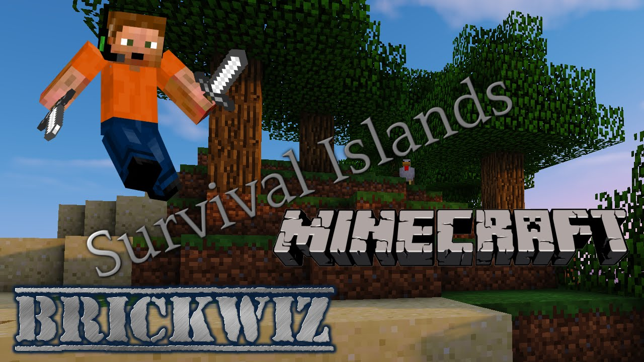 - NEW PROJECTS - Minecraft - Survival Island - [6] - With BrickWiz - {1 9}