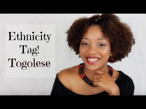 The Togolese Tag/ Ethnicity Tag