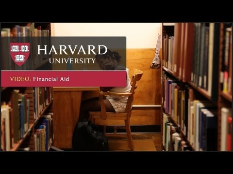 Financial Aid: A University-Wide Commitment | One Harvard
