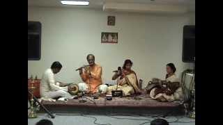 R Thiagarajan & Dr. Bhavani Prakash-Flute, Jaya Sekhar-Veena-NJ 2009 Part I