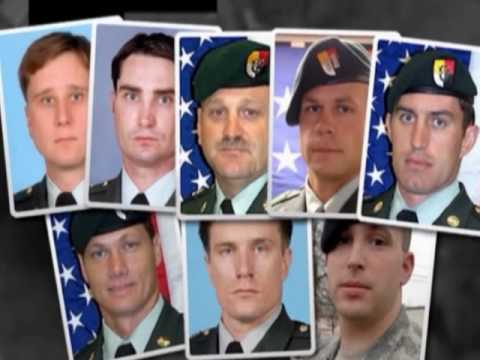 10 Green Berets to Receive Silver Star for Afghan Battle