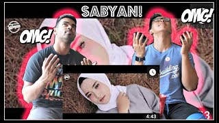 REACTING TO YA MAULANA SABYAN SO TOUCHING AND POWERFUL