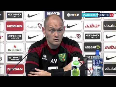Man City 2-1 Norwich City Post-Match Press Conference