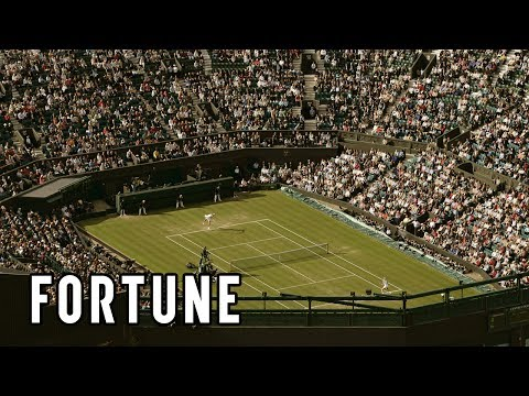 Wimbledon Tennis Tournament 2017: By the Numbers I Fortune