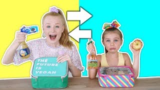 BACK TO SCHOOL LUNCH BOX SWITCH UP CHALLENGE!