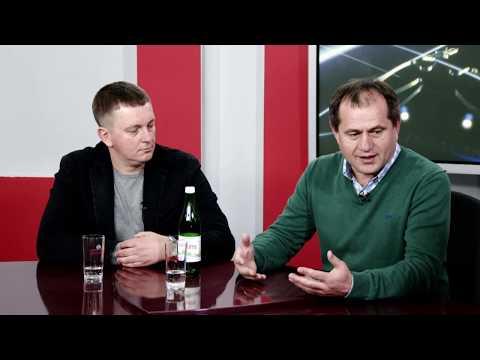 Актуальне інтерв'ю. О. Березюк. Б. Станіславський. С. Коцюр. Оцінка результату президенських виборів