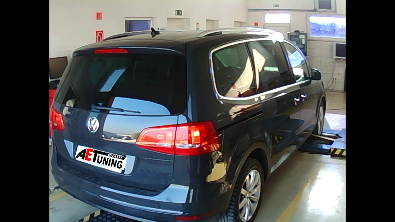 vw sharan 2 0crtdi 140le aet chip tuning referencia video. Black Bedroom Furniture Sets. Home Design Ideas