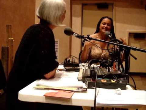 Maria de Barros interview at ¡Globalquerque! (Part 2)