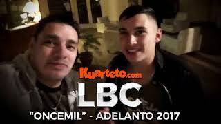 La Banda de Carlitos - Oncemil (Adelanto 2017)