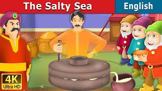 Salty Sea in English | Story | English Fairy Tales