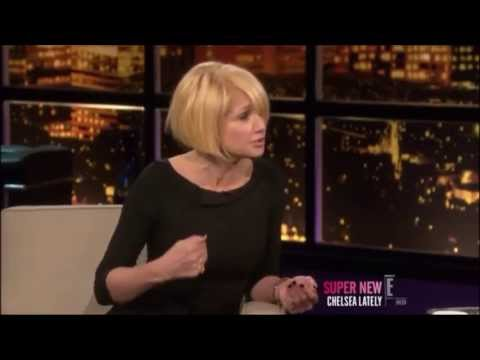 Chelsea Lately  Ellen Barkin 20 11 2010