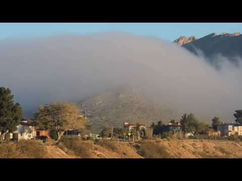 Fog over El Paso Full Lenght
