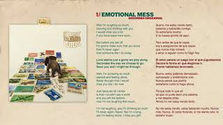 The Cherry Bomb Peppers - Emotional mess (Ticket - 2017) VineBox.Co