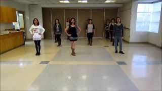 Sugar Sugar Line Dance (Dance & Teach)