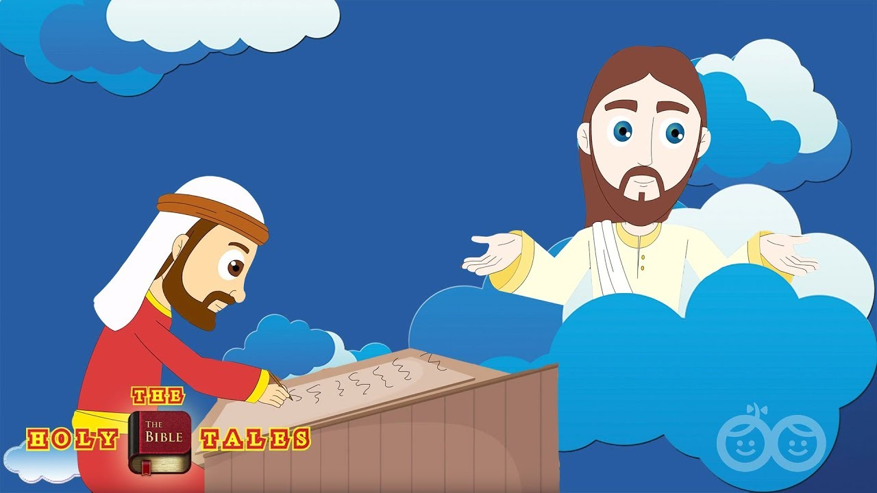 A Foolish Builder - Bible Stories For Children