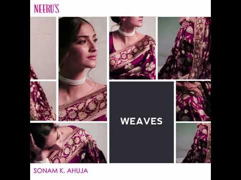 Neerus Festive Collection Featuring Sonam Kapoor