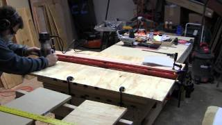 Making A Lumber Storage Cart From Design Plans By Wwmm