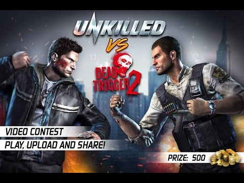 Dead Trigger 2 Vs Unkilled Youtube