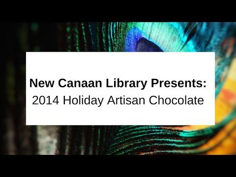 2014 Holiday Artisan Chocolate 12 9 2014