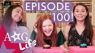 AG الحياة 100 حلقة خاصة! العظيم AG التحدي - جزء 2 | AG الحياة | الحلقة 100